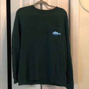Vineyard vines men's long sleeve